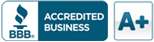 Better Business Bureau Accredited A+ | Golden Heart Ohio