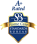 Home Care Standards Bureau | Golden Heart Ohio